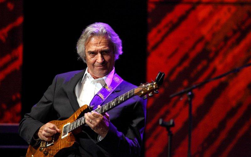 John McLaughlin bei den Jazztagen in Leipzig